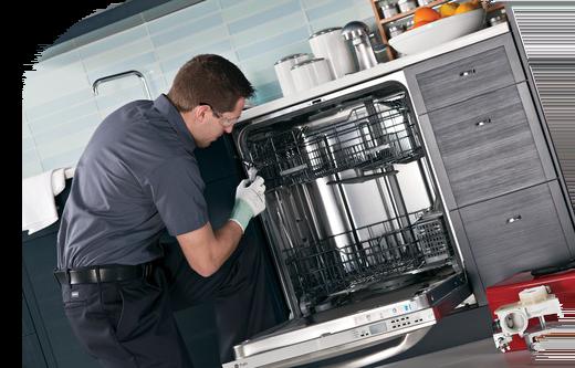 Выездной ремонт посудомоечных машин