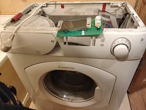 Ремонт стиральных машин в Выборгском районе СПб